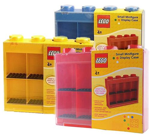 Extreem Lego Small Minifigure Display Case #2 @LU37