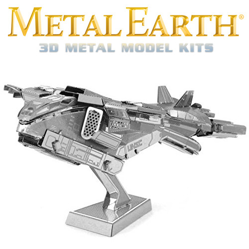 Metal Earth Pelican HALO 3D Model