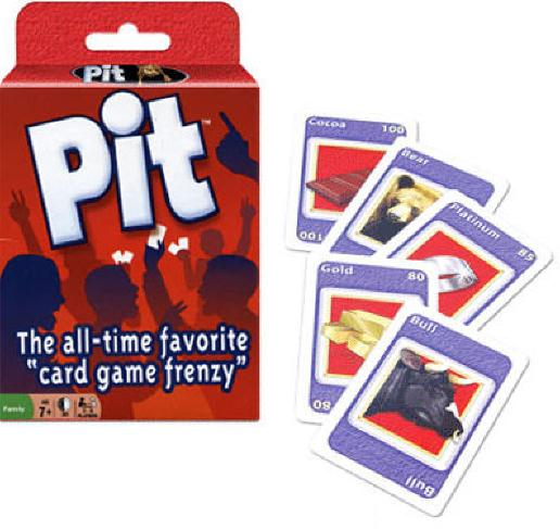 how to play pit card game