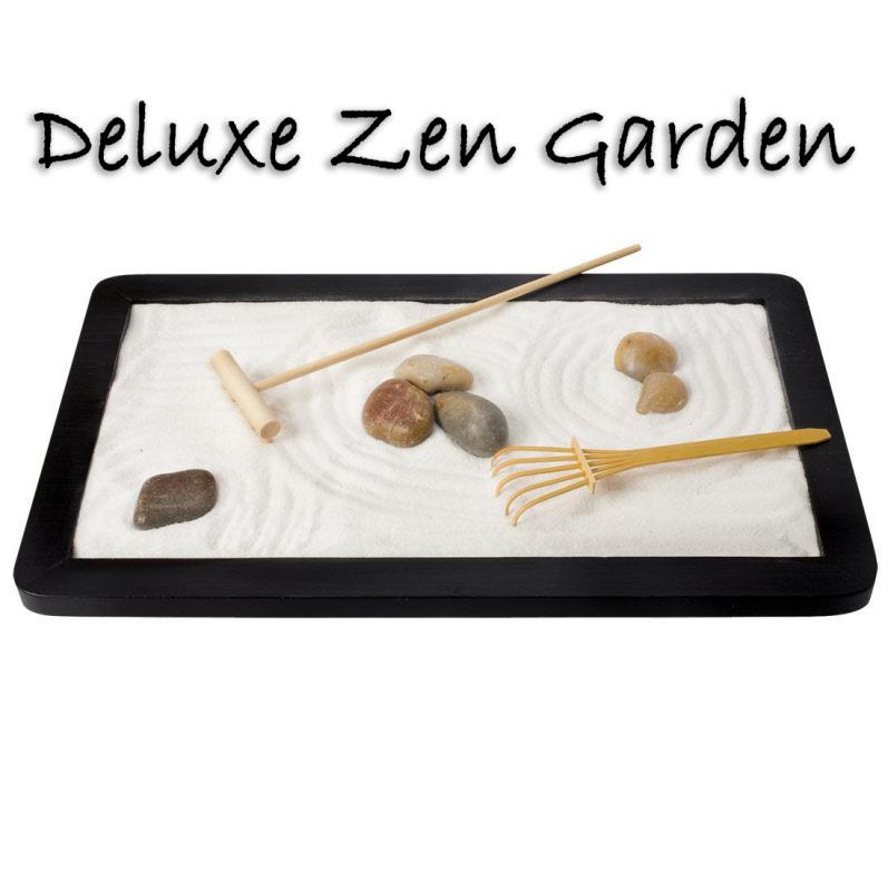 Zen Garden Black Txt